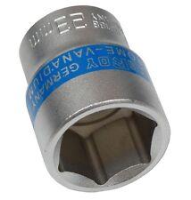 Douille de vissage 1/2 Allen six pans 23mm CrV