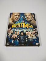 WWE: Wrestlemania 29 (DVD, 2013, 3-Disc Set) DVD  COMPLETE