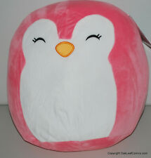 """Piper the Pink Penguin Squishmallow 12"""" 12 Inch New with Tags! NWT CUTE!"""