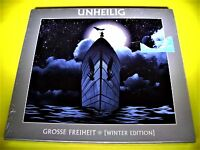 UNHEILIG - GROSSE FREIHEIT LTD WINTER EDITION | Rock Rarität | Shop 111austria