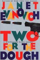 Two for the Dough Stephanie Plum Book 2 Hardcover Janet Evanovich FREE SHIPPING