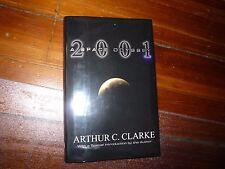 2001: A Space Odyssey Arthur C. Clarke Hardcover 1999