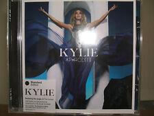 KYLIE - Aphrodite CD NEW 2010 Parlophone 642 9032