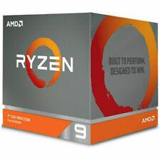 AMD Ryzen 9 3900X 12 Core Socket AM4 3.8GHz Desktop Processor (100-100000023BOX)