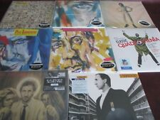 PETE TOWNSHEND 1st Edition CLASSIC RECORDS 180+GRAM 8 TITLES 12 SIDES OF VINYL