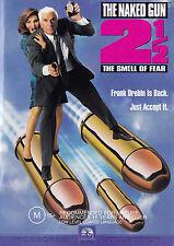 THE NAKED GUN 2 1/2 The Smell Of Fear - Leslie Nielsen DVD R4  PAL