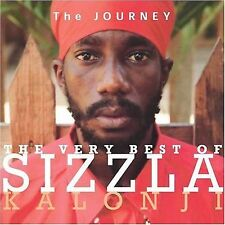 Sizzla - The Journey - The Very Best Of Cd/dvd