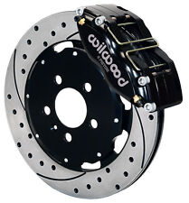 WILWOOD DISC BRAKE KIT,FRONT,AUDI TT,VOLKSWAGEN BEETLE,GOLF,JETTA,1.8L,VR6,DRILL