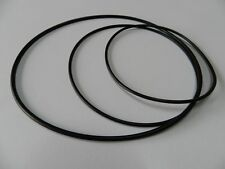 Tonband Riemensatz Saba TG 544 Rubber drive belt kit
