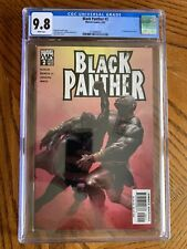 Black Panther #2 (2005, Marvel) CGC 9.8, 1st Appearance of Shuri