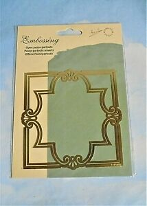 Marianne Designs Embossing Stencil  EH1813 NEW