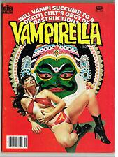 VAMPIRELLA #82 WARREN 1979 VF/NM HORROR COMIC MAG GONZALES EASLY MAYERIK LEWIS +