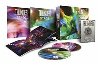THUNDER - STAGE (SUPER VIDEO BOX SET)   BLU-RAY+DVD NEU