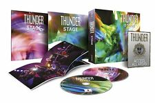 THUNDER - STAGE (SUPER VIDEO BOX SET)   BLU-RAY+DVD NEW