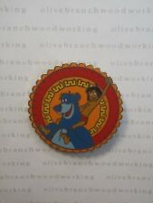 2013 Disney Movie Club Exclusive THE JUNGLE BOOK Mowgli & Baloo Bear VIP Pin #48