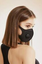 Reusable Face Mask Non Medical Professional Air Purifying Carbon Filter Dust