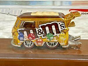 Hot Wheels Redline RLC M&Ms Volkswagen Kool Kombi Adult Collected Toy Car