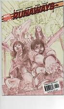 RUNAWAYS #1 NM 2005 LIMITED EDITION VARIANT 1ST APP VICTOR MANCHA TV SHOW COMING