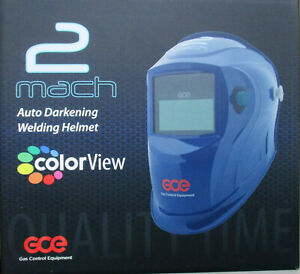 GCE LCD Helm Mach II mit Colorview