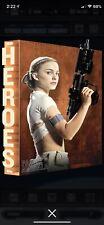 Topps Star Wars Card Trader DIGITAL Heroes Weekly S3 Padmé Amadala Orange