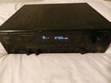 Nice Vintage KENWOOD KR-V6050 Audio Video Stereo Receiver Amplifier 100WPC Works