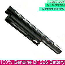 New listing Genuine Bps26 Vgp-Bps26A Vgp-Bpl26 Battery for Sony Vaio Ca Cb Series Laptop Oem