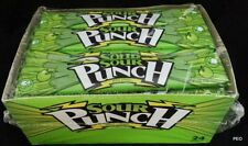 Sour Punch Straws Apple Bulk Candy Sugar 24 Count Candies Apple Straw