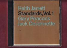 KEITH JARRETT - STANDARS VOL.1 CD APERTO NON SIGILLATO