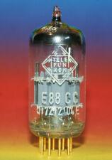 E88CC Telefunken Röhre Tube 110+114% HiFi für Verstärker