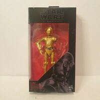 "Star Wars RED ARM C-3PO Black Series 6"" Action Figure NO 29 - NEW & SEALED"