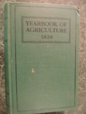 1926 Yearbook of Agriculture - US Dept. of Agriculture, 1298 pages, very good