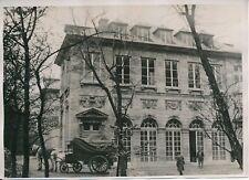 PARIS c. 1930 - Hôtel de Massa Transféré Cheval attélé - PRM 382