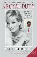 A Royal Duty by Paul Burrell, Good Book (Paperback) FREE & Fast Delivery!