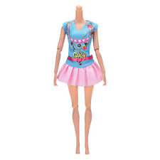 Newest Doll Dress Beautiful Party Clothes Top Fashion Dress For  Doll ST