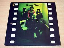 EX/EX- !! Yes/The Yes Album/1971 Atlantic Gatefold LP/Plum Label