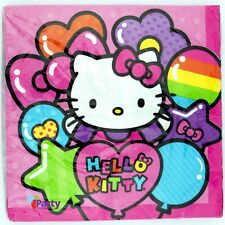 Hello Kitty Napkins x 16 Girls Birthday Party Paper Decorations Supplies