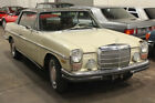 1970 Mercedes-Benz 200-Series Coupe 1970 Mercedes Benz 250C Coupe W114 chassis!