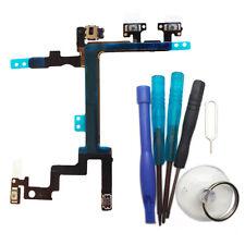 iPhone 5 Power AN/AUS Mute Schalter Volumen Knopf Flex Kabel + Werkzeug Set