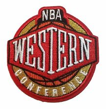NBA Western Conference Embroidered Iron On/Sew On Patch