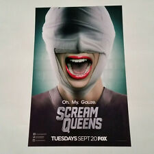 Scream Queens SDCC 2016 Exclusive Promo Poster