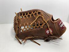 """Nokona Walnut Model W-1275 """"LEFTIE"""" Baseball Glove, Brand NEW!"""