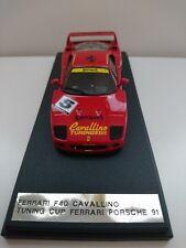 Ferrari F40 KROYMANS Italian GT Cup 1991 BBR 1:43 n/ make Up