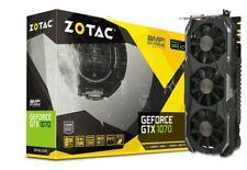 ZOTAC GeForce GTX 1070 8GB AMP Extreme Grafikkarte - NEU - OVP - HAMMERPREIS