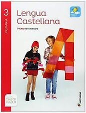 (14).LENGUA CASTELLANA 3ºPRIM.(SABER HACER). ENVÍO URGENTE (ESPAÑA)
