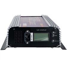 LCD Display 1000W MPPT Solar Grid Tie Inverter Pure Sine Wave DC45-90V TO AC110V