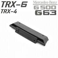 1xEntrada de parachoques delantero para TRAXXAS TRX4 TRX6 TRX4 G500 82096-4 RC
