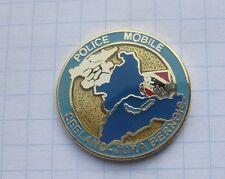 SUISSE/Seeland-Jura Bernois/Mobile Police... Villes & pays-PIN (127k)