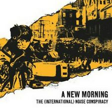The (International) Noise Conspiracy - A New Morning, Changing Weather #3308 (,