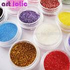 50g Holographic Glitter Iridescent Extra Fine Nail Art UV Gel Acrylic Tips