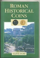 More details for roman historical coins by clive foss 1st ed 1990 hardback very clean